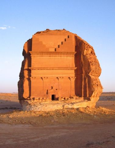 9_Al-Fareed, Maden Saleh Tomb