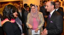 Zahra BC event